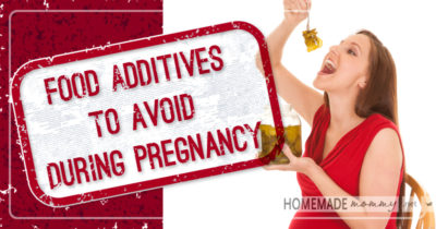 Illustration of Pregnant Women Eat Snacks That Contain Flavor Enhancers?