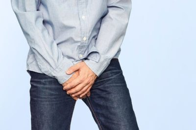 Illustration of Causes Of Painful Urination In Men?
