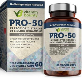 Illustration of Can Probiotic Supplements That Have Entered The Freezer Still Be Used?