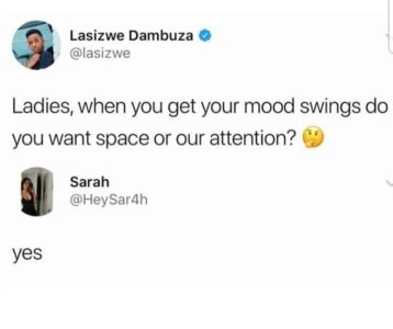 Illustration of How To Handle Mood Swing?