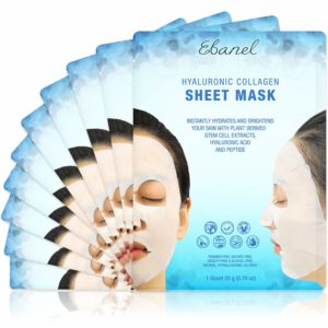 Illustration of Is It Possible To Use A Mask Containing Hyaluronic Acid And AHA?
