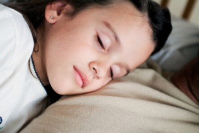Illustration of Only Convulsions During Sleep Without Heat In A 9-year-old Child?