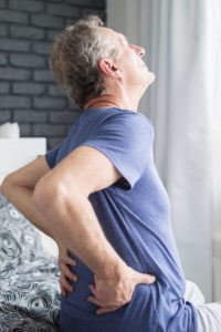 Illustration of Left Back Pain When You Wake Up?