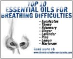 Causes Shortness Of Breath When Inhaling The Odor Of Eucalyptus Oil?