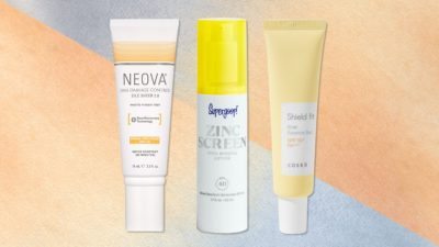 Illustration of Use The Right Sunscreen For The Face?