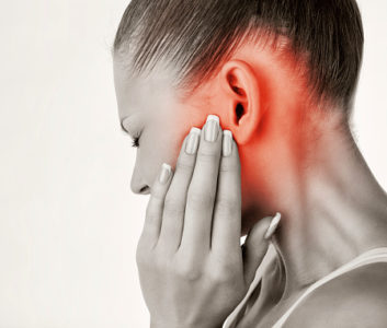 Illustration of The Ear Throbs And Feels Pain Like Swelling In The Ear Hole?