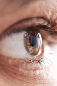 Illustration of Causes Of Eye Gaze Are Like Seeing Colorful Lights Or Flashing Lights?