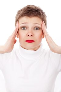 Illustration of The Cause Of A Headache Feels Floating?