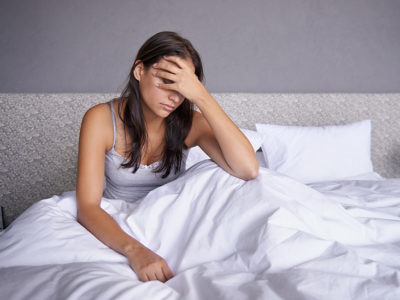 Illustration of Dizziness When You Wake Up At Night?