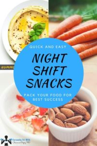 Illustration of Diet And Lifestyle Suitable For People Who Work At Night?