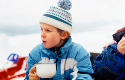 Illustration of Overcoming Allergies To The Weather And Cold Drinks That Often Recur At Night?