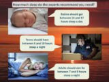 How To Set Up Hours Of Sleep When The Night Is Required To Stay Up?