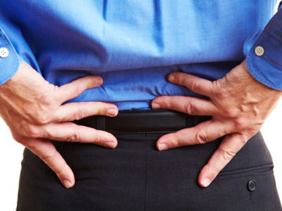 Illustration of Excessive Pain In The Left Waist And Frequent Urination?