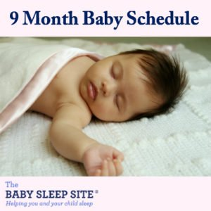 Illustration of Normally Babies 9 Months Of Age Or Older Often Sleep?