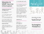 Do You Need Another MMR Vaccine For Children Aged 2 Years Who Have Had MR Vaccine At 9 Months Of Age?