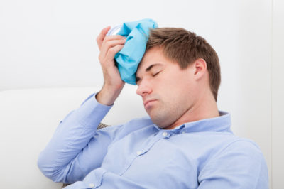 Illustration of How To Deal With Nausea Due To Side Effects Of The Drug?