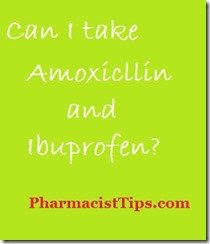 Illustration of The Dosage Of Taking Ibuprofen And Amoxicillin Is To Treat Toothache?