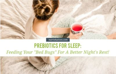Illustration of Can Prebiotics And Omega 3 Be Taken Together At Night?