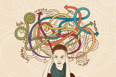 Illustration of Can A Bad Environment Hinder The Healing Process Of Depression?