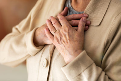 Illustration of Causes Of Left Chest Pain, Cold Sweat, Tingling Hands And Feet To Spasms?