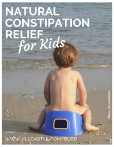 Illustration of Can 4-year-old Children Be Given Herbal Medicines To Treat Constipation?