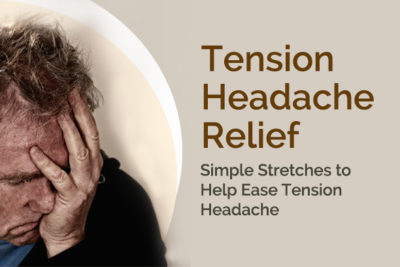 Illustration of How To Deal With Repetitive Tension Headaches?