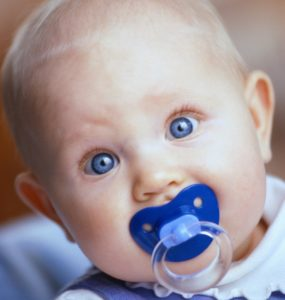 Illustration of Can Baby Pacifiers Be Borrowed And Used By Other Babies?