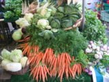 Tapeworms In Raw Vegetables?