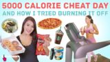 Is It Safe To Burn 5000 Calories With Exercise And Eat Only 3000 Calories?