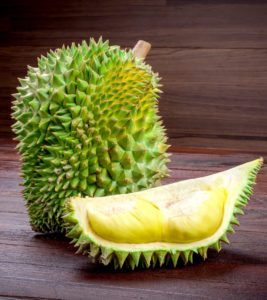 Illustration of Can You Eat Durian While 34 Weeks Pregnant?