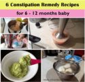 How To Deal With Constipation In Infants Aged 8 Months?