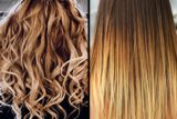 Can Permanent Permed Hair Be Straightened Again?
