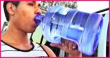 Side Effects Of Excessive Mineral Water Consumption?
