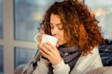 Handling The Flu Accompanied By A Sore Throat After Drinking Ice?