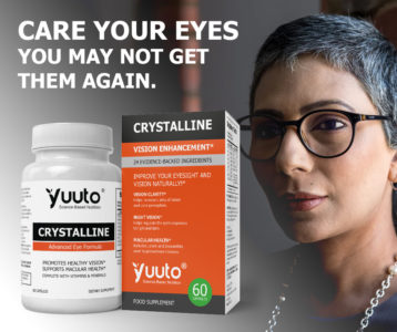 Illustration of The Content Of Supplements For The Eyes?
