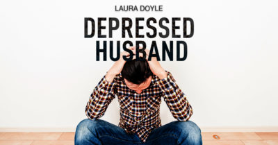Illustration of How To Deal With A Depressed Husband?