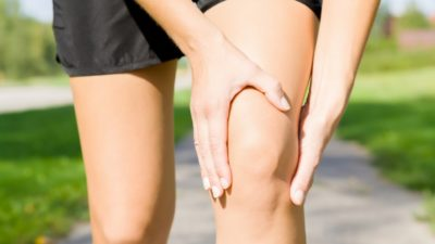 Illustration of How To Deal With The Pain Of A Missing Knee Injury?