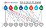 Can Blood Type O Be A Donor To Blood Type AB?