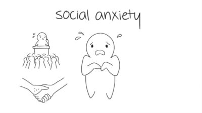Illustration of Treatment For People With Social Phobias?
