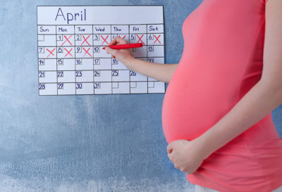 Illustration of How To Calculate The Age Of 7 Months Of Pregnancy?