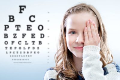 Illustration of Astigmatism Therapy In Children Aged 6 Years?