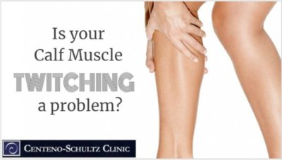 Illustration of The Cause Of The Left Waist To The Calf Muscles Feels Like Pulling?