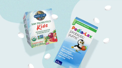 Illustration of Is Consumption Of Probiotic Drinks Safe For Children Aged 2 Years?