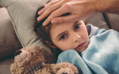 Illustration of Fever Fluctuates In Children Aged 19 Months?