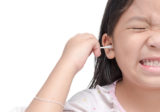 The Ears Buzz After Cleaning Ears With A Cotton Bud?