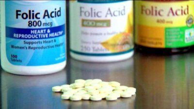 Illustration of Is Folic Acid Too High In Pregnancy To Cause Autism?