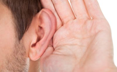Illustration of Can A Ruptured Eardrum Use Hearing Aids?