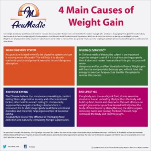 Illustration of Causes And Ways To Gain Weight?