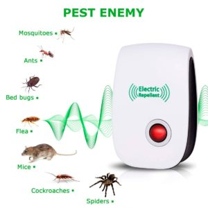 Illustration of Security Repels Mosquitoes With Ultrasonic Sound In Humans?