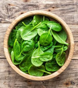 Illustration of Side Effects Of Consuming Spinach For More Than 5 Hours?